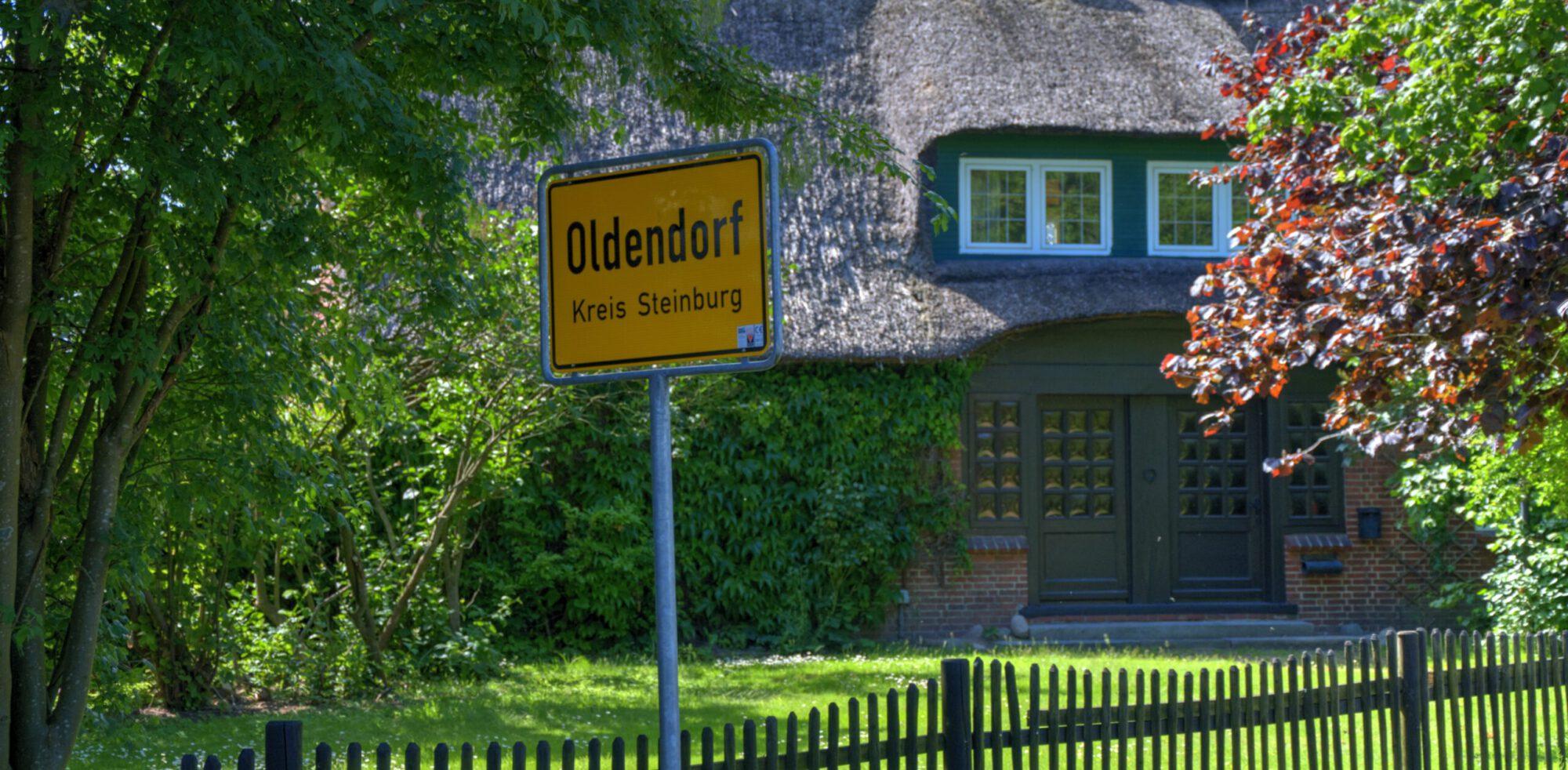 800 Jahre Oldendorf im Kreis Steinburg